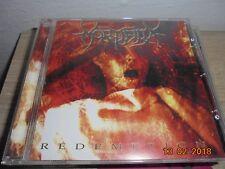 MORTIFILIA REDEMPTION CD (2005) DEATH METAL GRAVE DISMEMBER
