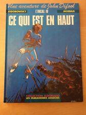UNE ADVENTURE DE JOHN DIFOOL, CE QUI EST EN HAUT, MOEBIUS | INCAL 4, 1983