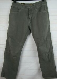 Kuhl Mens Green Crag Series Born in the Mountains Pants Size 32x32 W23