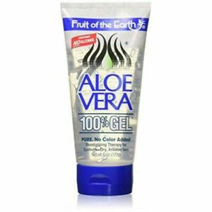 Fruit Of The Earth Aloe Vera 100 Gel  6 Oz