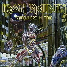 Iron Maiden - Somewhere in Time [New CD] Enhanced
