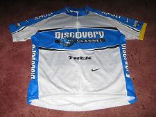 DISCOVERY CHANNEL TREK SUBARU NIKE ITALIAN CYCLING JERSEY [XXL]