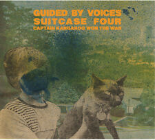 Guided by Voices - Suitcase 4: Captain Kangaroo Won the War [New CD]