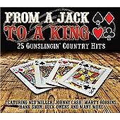From A Jack To A King - 25 Gunslingin' Country Hits, Various Artists, Very Good