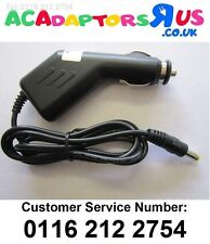 12V Car Charger Power Supply for Rank Arena Portable DVD Player RA30A
