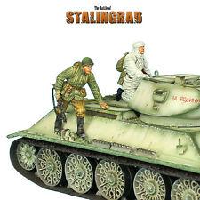 First Legion: RUSSTAL030 Russian Infantry Winter Tank Riders Set #1 (Vehicles)