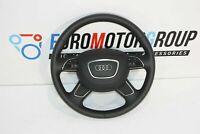 AUDI Steering wheel Lenkrad LEDER Tiptronic Paddels AIR BAG A6 A7 4G0419091P1KT