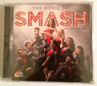 "The Music Of ""Smash"" Exclusive Limited Deluxe Edition CD (2012) - Brand New"