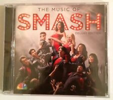 """The Music Of """"Smash"""" Exclusive Limited Deluxe Edition CD (2012) - Brand New"""