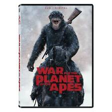 War for the Planet of the Apes DVD, 2017