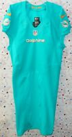 2013 MIAMI DOLPHINS NFL FOOTBALL TEAM GAME ISSUED GREEN LINE JERSEY Size 42