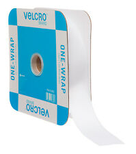 "VELCRO® BRAND ONE-WRAP® STRAP 1"" X 1 Yard - WHITE"