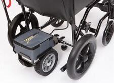 Lightweight Dual Wheel Powerstroll Providing Power To Manual Wheelchairs