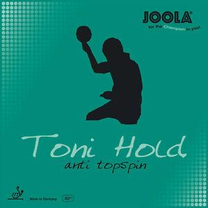 JOOLA Toni Hold Anti Top / schwarz / 1,5 mm / NEU
