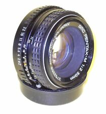 SMC Pentax-M 50mm 1:2,0 in extremely good condition!