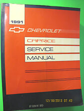 chiltons manual online free for 1991 chevy caprice