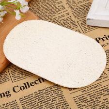 Helpful loofah dish towel absorbant sponge dish cloths anti-oil kitchen tool  WW