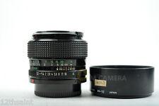 Canon FD 50mm f/1.2 Lens /w BS-52 Original Hood