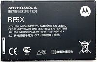 Genuine BF5X Battery Motorola MB520 Bravo MB525 Defy Droid 3 XT862, XT962