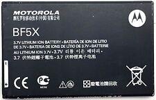 BATTERIA ORIGINALE bf5x Motorola mb520 BRAVO mb525 DEFY DROID 3 xt862, xt962