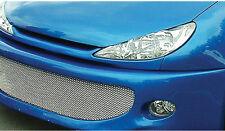 Sumex grill rejilla ventilación de coche de Aluminio Plateado Malla Hexagonal-P206 (25 X 125cm)