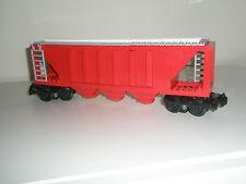 Lego Train - Custom Closed Hopper - Red - Mostly New - 10219 diesel 60052 cargo
