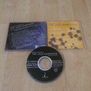 CARLOS FRANZETTI - THE JAZZ KAMERATA (2005 USA PRESSED CD ALBUM) MINT CONDITION