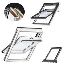Dachfenster VELUX GLU 0051 78x118 MK06 Schwingfenster Kunststoff + Eindeckrahmen