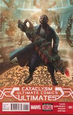Cataclysm Ultimate Comics The Ultimates #1 Marvel Comics