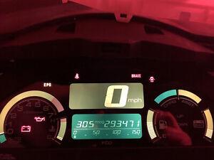 2000-2006 Honda Insight Manual Transmission Instrument Cluster OEM