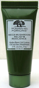 NEW Origins Dr Weil Mega Mushroom Relief & Resilience Soothing Face Mask 15ml