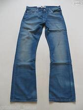 Levi's® 512 Bootcut Jeans Hose, W 38/L 34, NEU !! Light Faded Denim, RARITÄT !!