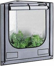 Vivosun Triangle Grow Tent with Bigger View Window for Indoor Plant Growing
