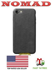 Nomad Leather Slim Case Cover for Apple iPhone 7 Gray case-i7-gray