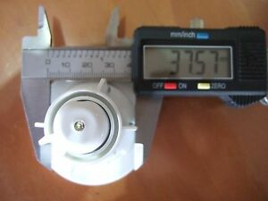 ACMEDA ROLLER / HOLLAND BLIND 38mm SIDEWINDER CLUTCH CONTROL 4 COLOURS