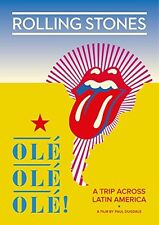 The Rolling Stones Ole Ole Ole A Trip Across Latin America 2 Blu-ray Japan