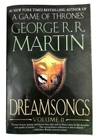 Dreamsongs Vol. II George R.R. Martin Softcover