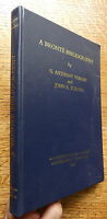 A Bronte Bibliography 1978 Anthony Yablon & John Turner VGC + Newspaper cuttings
