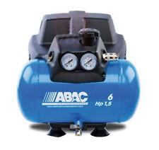 Mini compressore portatile ABAC star 015 litri 6 pressione aria compressa