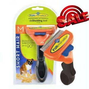 FURminator Tool deShedding for Short Hair Dog Medium 21-50lbs!