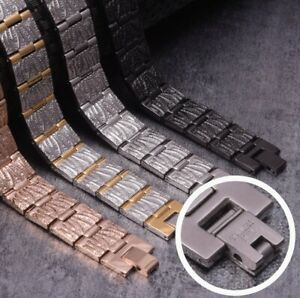 Men's Stainless Steel Magnetic Health Power Therapy Bracelet Chain Link Jewelry