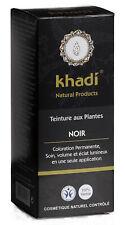 Khadi - Noir - Coloration végétale naturelle 100g