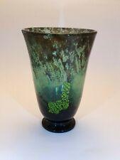 """Vase """"Jade"""", Daum Frères, Nancy 1918-1925"""