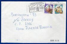 ITALIA-B. AFF. con 50+700 CAST. NOVARA il 20-7-1993 con TARG. NOVARA E DINTORNI