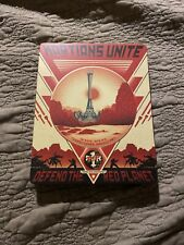 Starship Troopers Traitor of Mars (4K UHD Blu-ray  Steelbook) Never Viewed