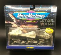 NEW SEALED in box 1993 Star Wars: Micro Machines - Collection 1 - 65860 Galoob