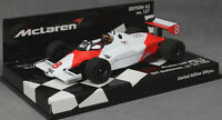 Minichamps McLaren Ford MP4/1C Stefan Bellof Slverstone Test 1983 530834398 1/43
