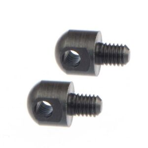 Sling Swivel Studs 10-32 Common Machine Thread Blue Steel