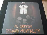 MR GREEDY..ISLAND MENTALITY..HIP HOP INSTRO DJ...NEW LP..GREEDY FINGERS MF DOOM