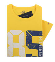Tommy Hilfiger Men's Short Sleeve Crew-Neck Printed Tee T-Shirt - $0 Free Ship